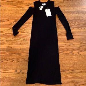 Current Elliot Cold Shoulder Dress Size 3 NWT